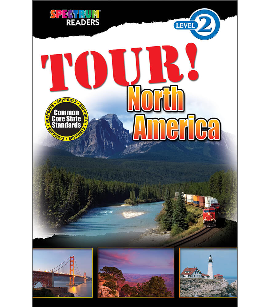 TOUR! North America Reader Product Image