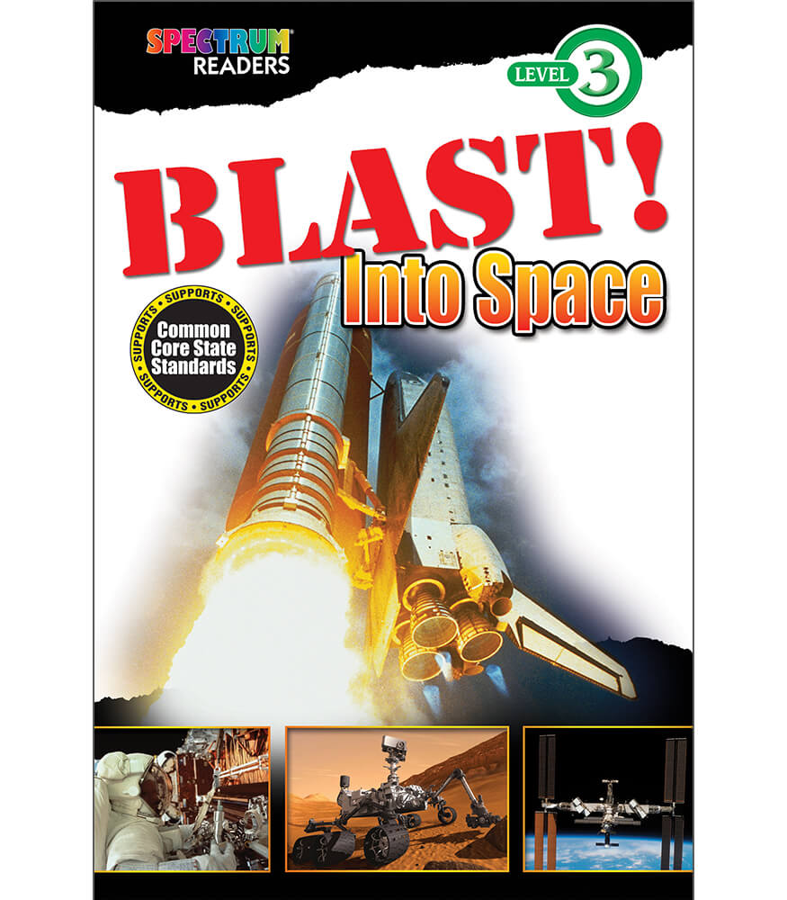 BLAST! Into Space Reader Product Image