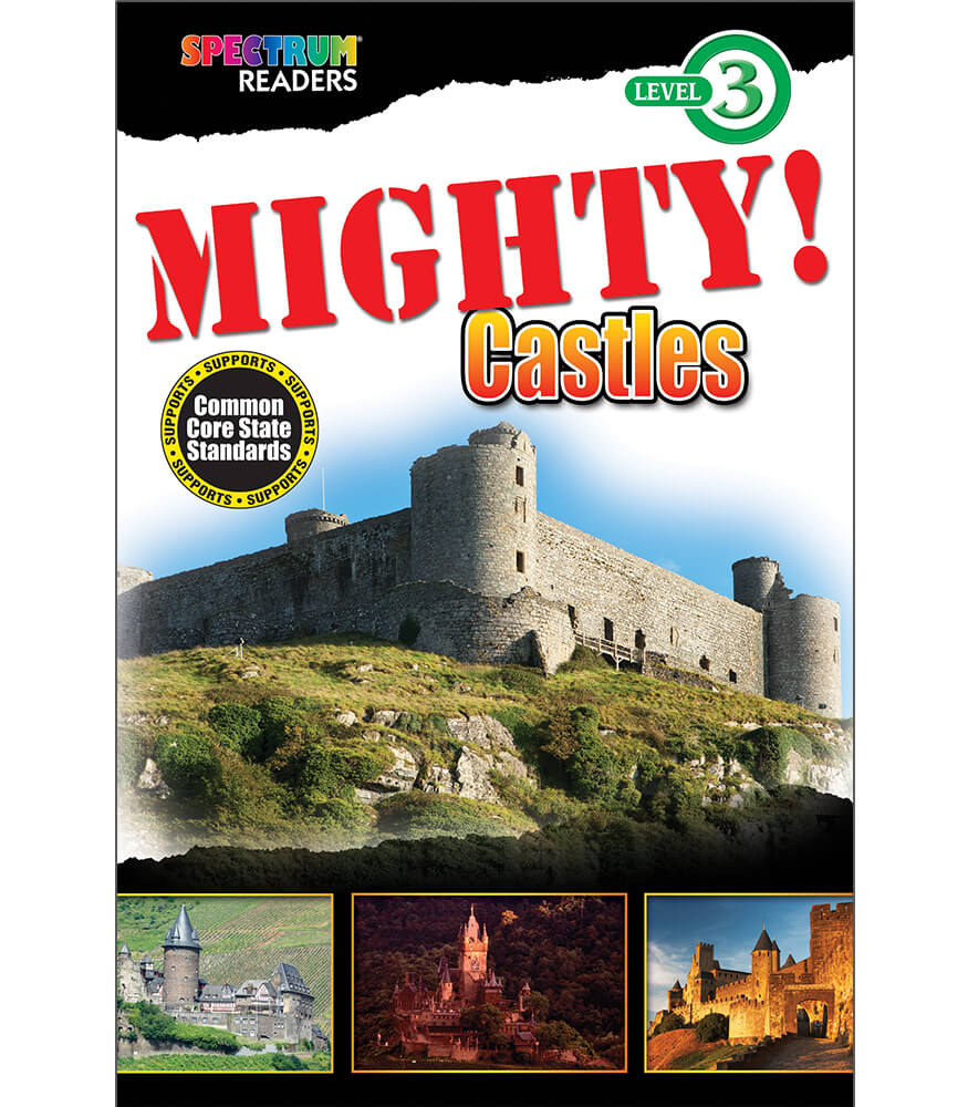 MIGHTY! Castles Reader Product Image