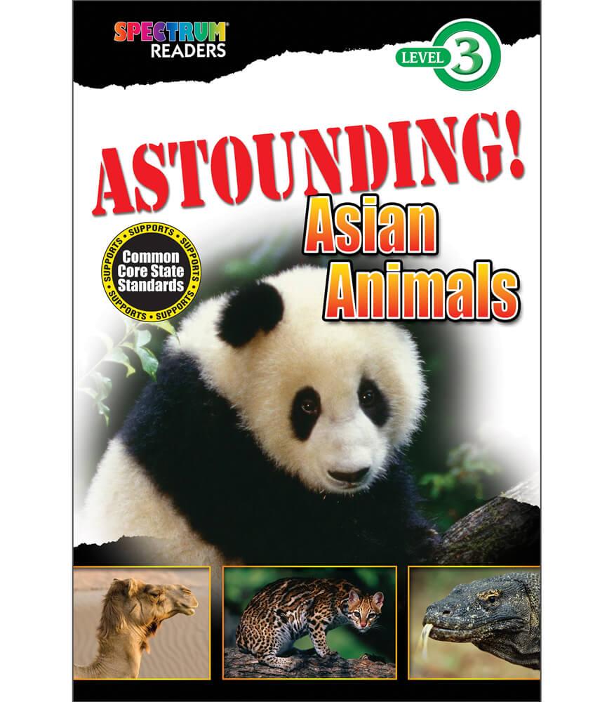 ASTOUNDING! Asian Animals Reader Product Image
