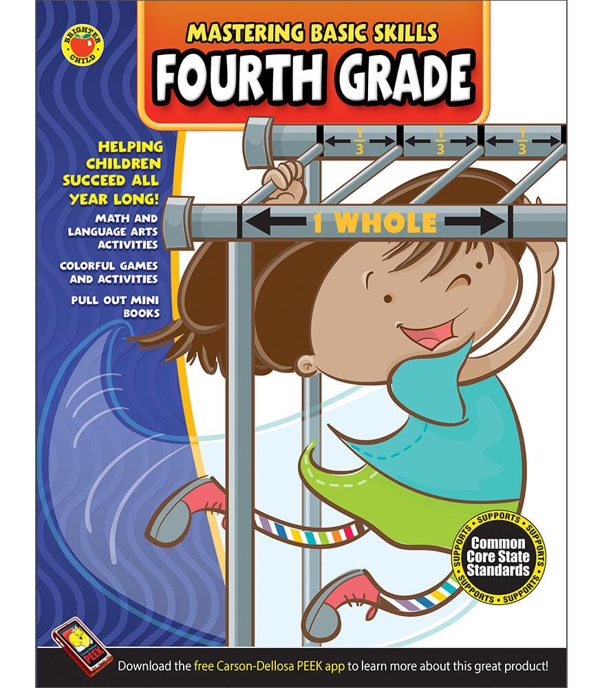 Mastering Basic Skills® Fourth Grade Activity Book Grade 4