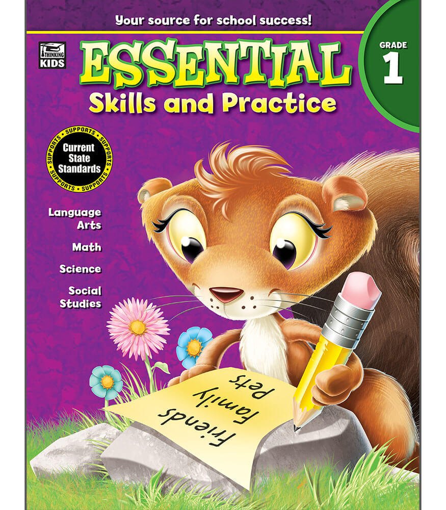 Essential Skills and Practice Workbook Product Image
