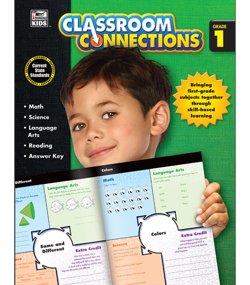 Classroom Connections Workbook