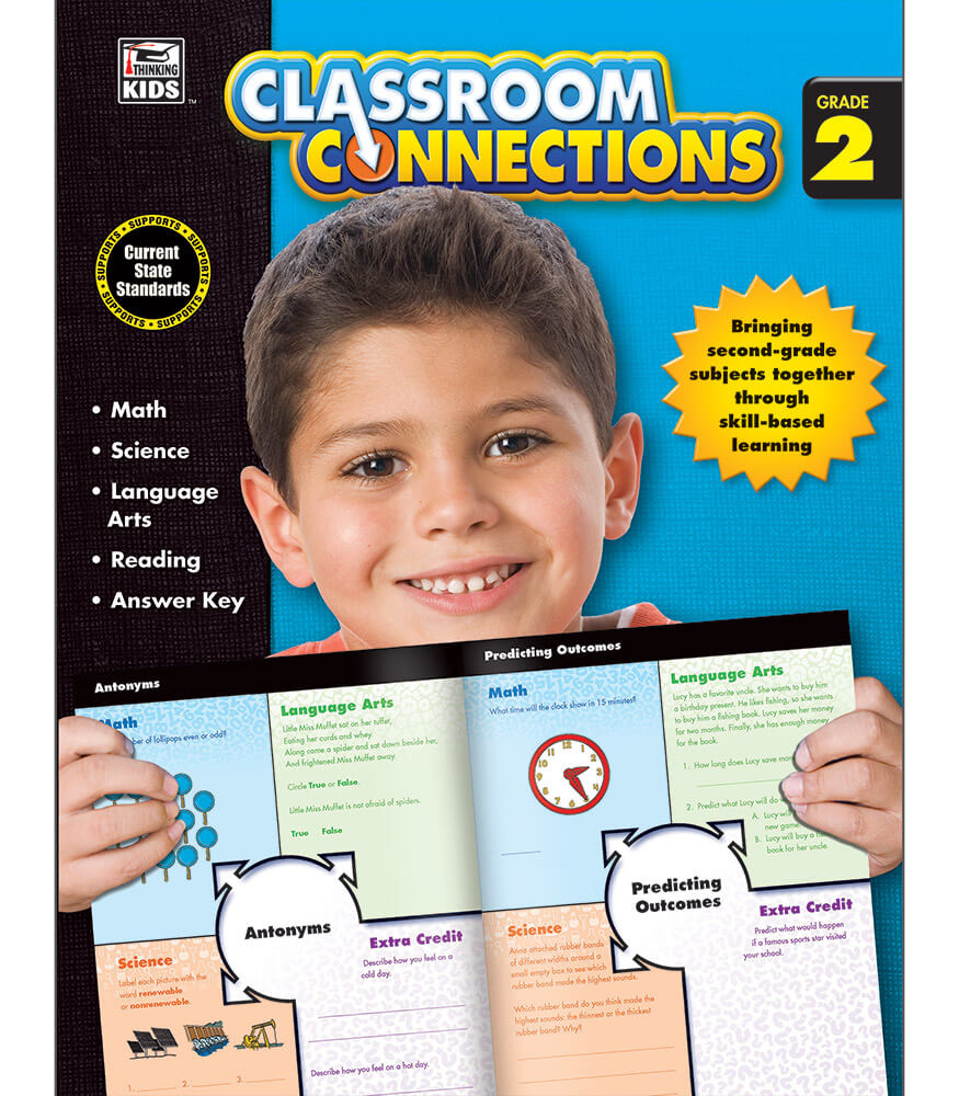 Classroom Connections Workbook Product Image