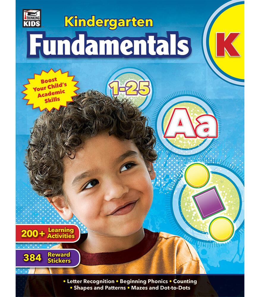 Kindergarten Fundamentals Workbook Product Image
