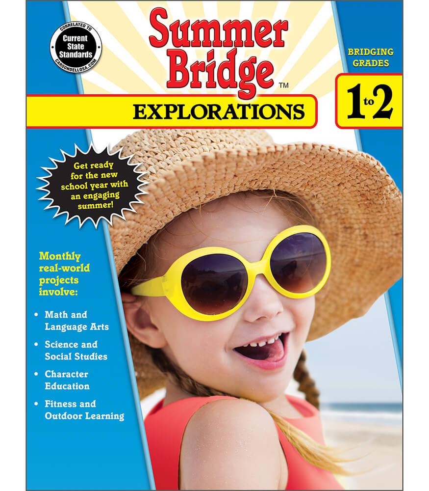 Summer Bridge Explorations Workbook Product Image