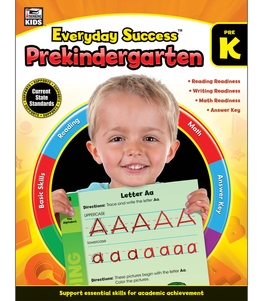 Everyday Success Workbook Product Image