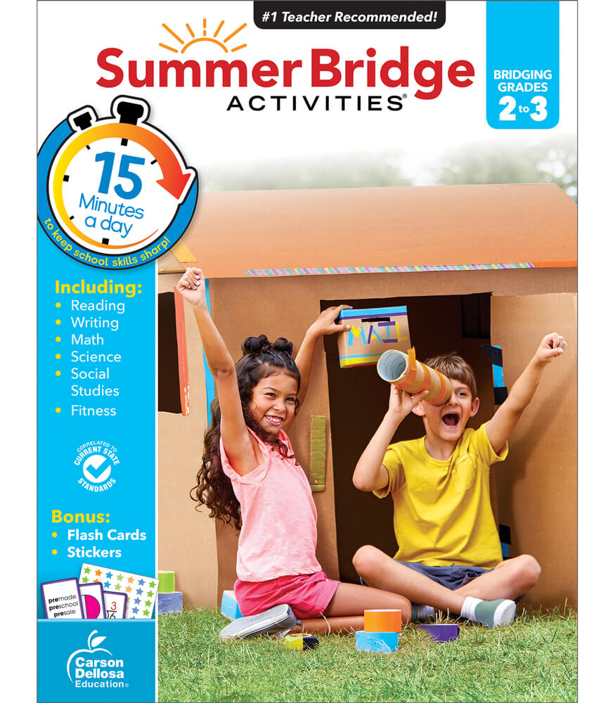 Summer Bridge Activities® Workbook Product Image