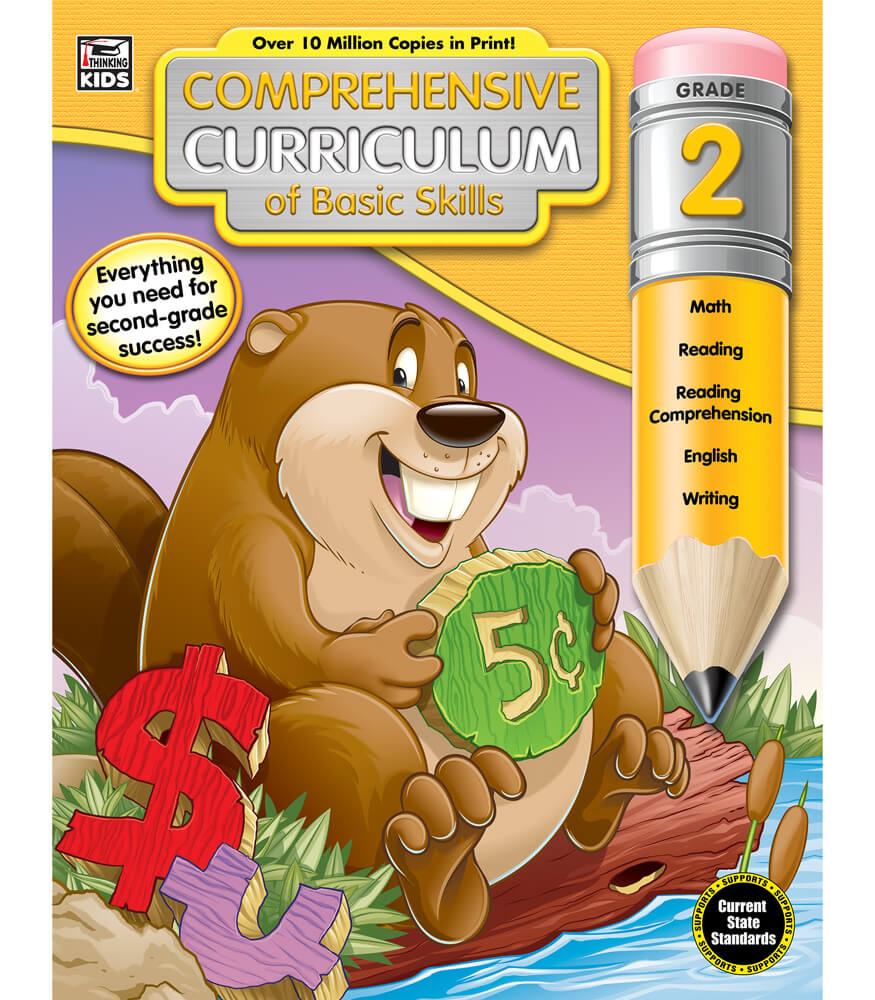 Comprehensive Curriculum of Basic Skills Workbook