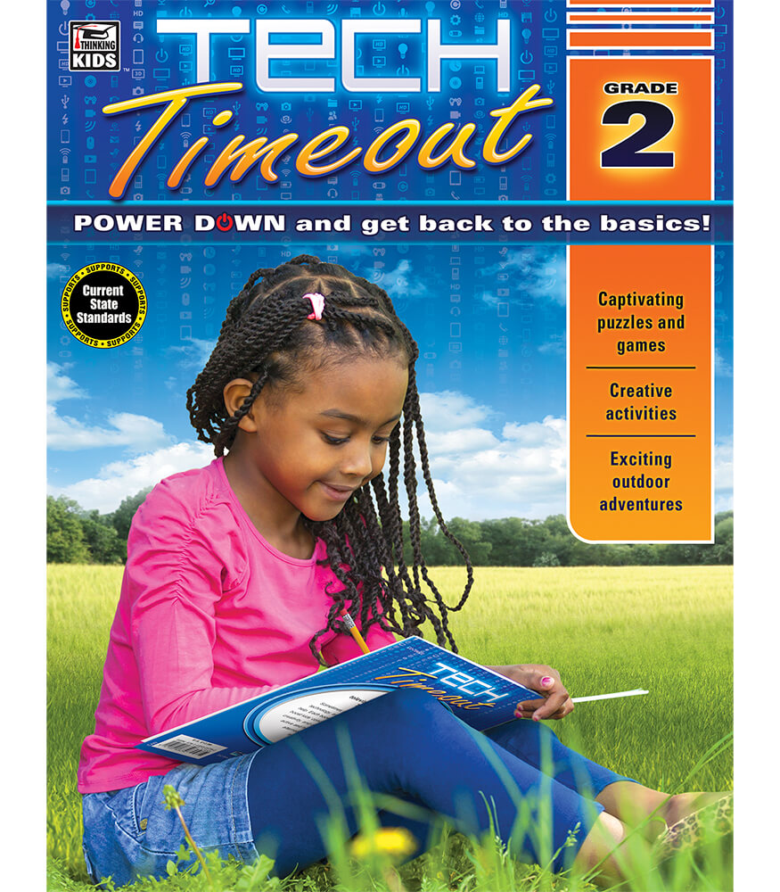 Tech Timeout Activity Book