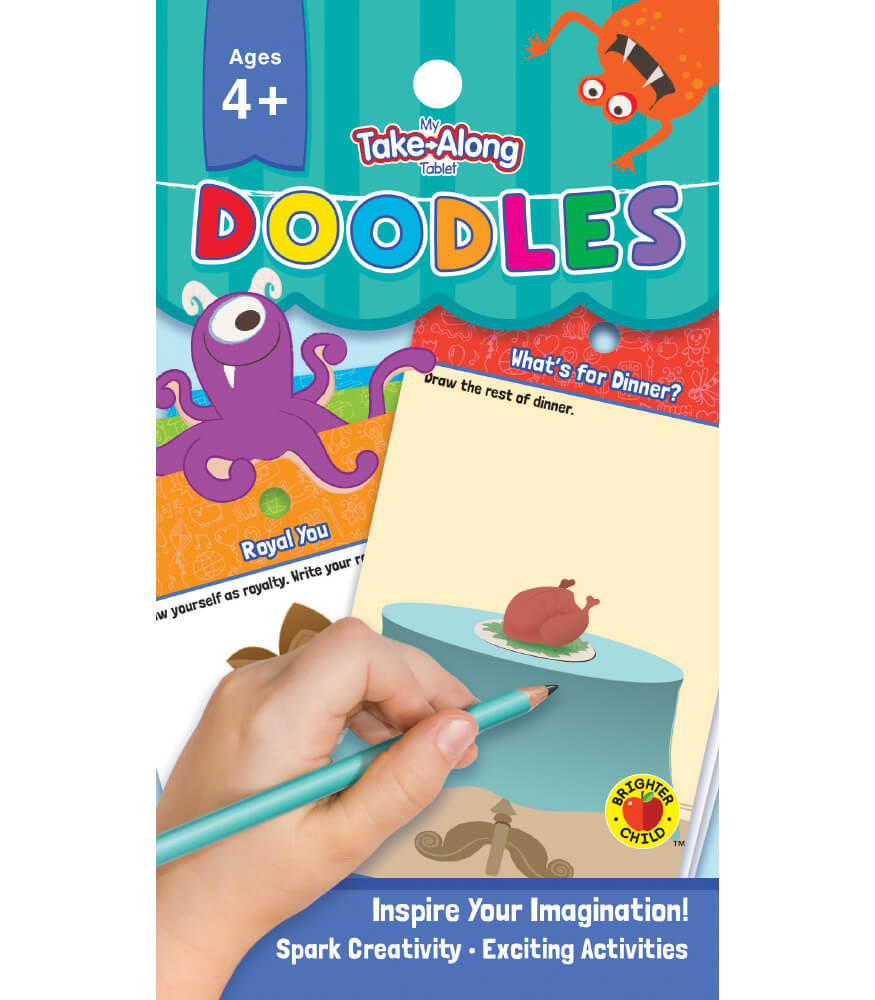 My Take-Along Tablet: Doodles Activity Pad Product Image