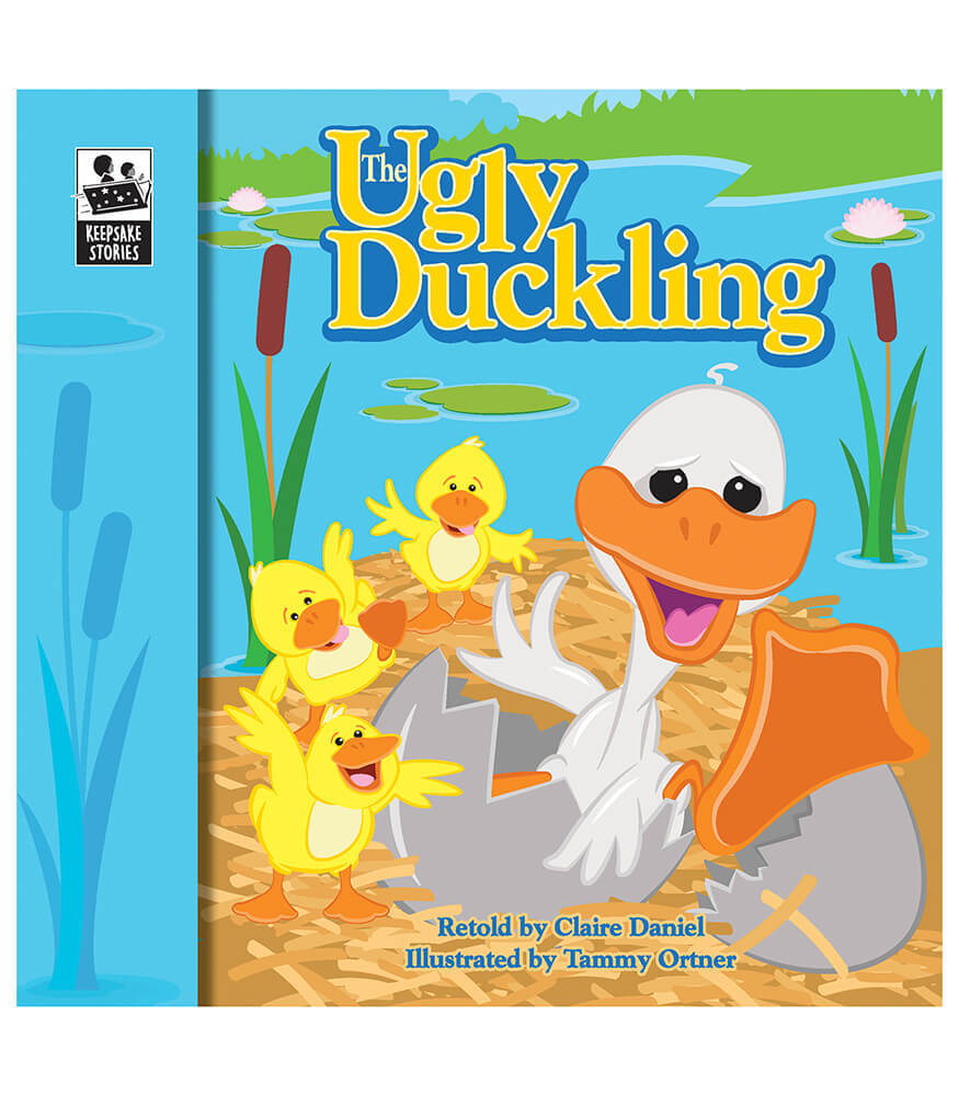 the ugly duckling storybook grade pk 3 carson dellosa publishing