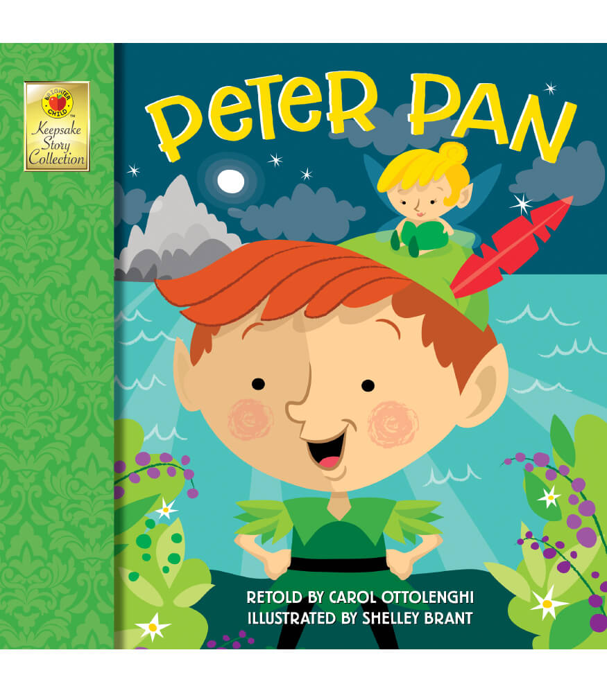Peter Pan Storybook Product Image