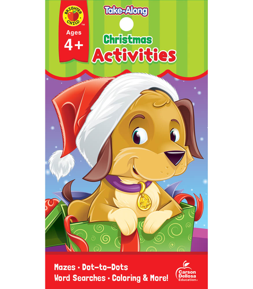 My Take-Along Tablet: Christmas Activities Activity Pad Product Image