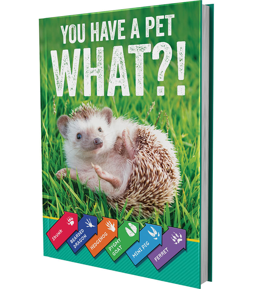 You Have a Pet What?! Reader Product Image