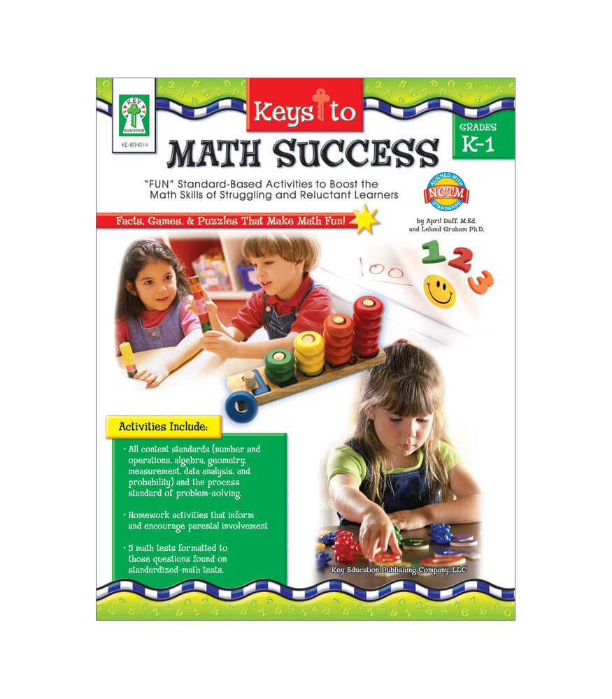 Keys to Math Success Resource Book Product Image