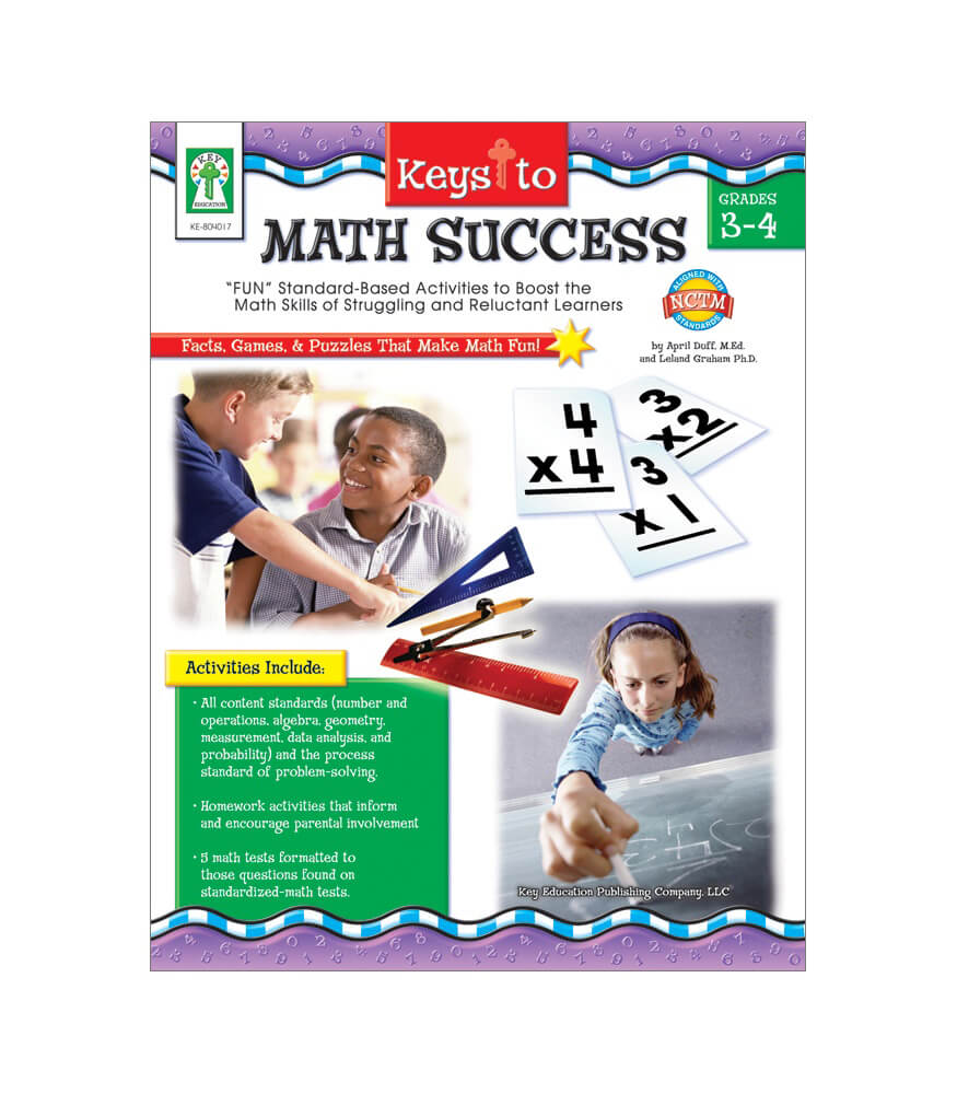 Keys to Math Success Resource Book