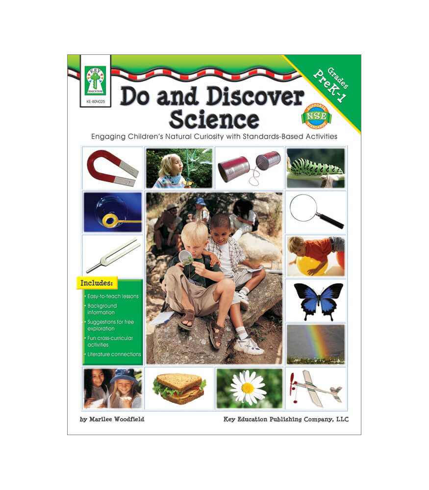 Do and Discover Science Resource Book Product Image