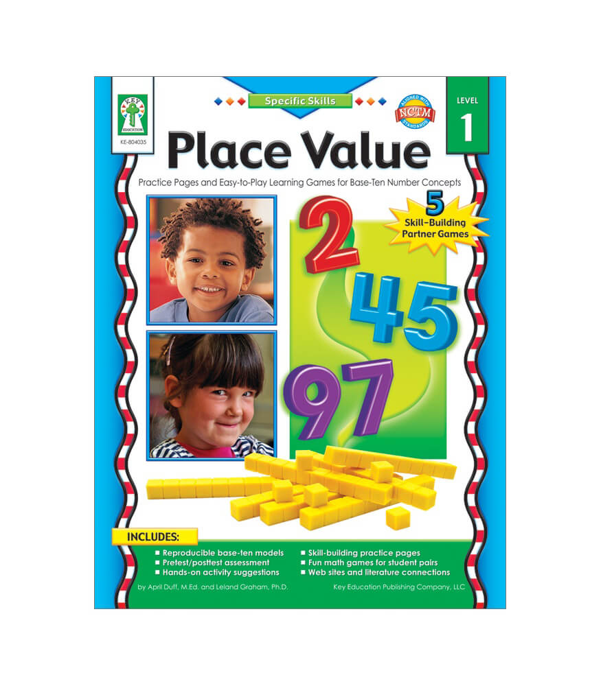 Place Value Resource Book Product Image