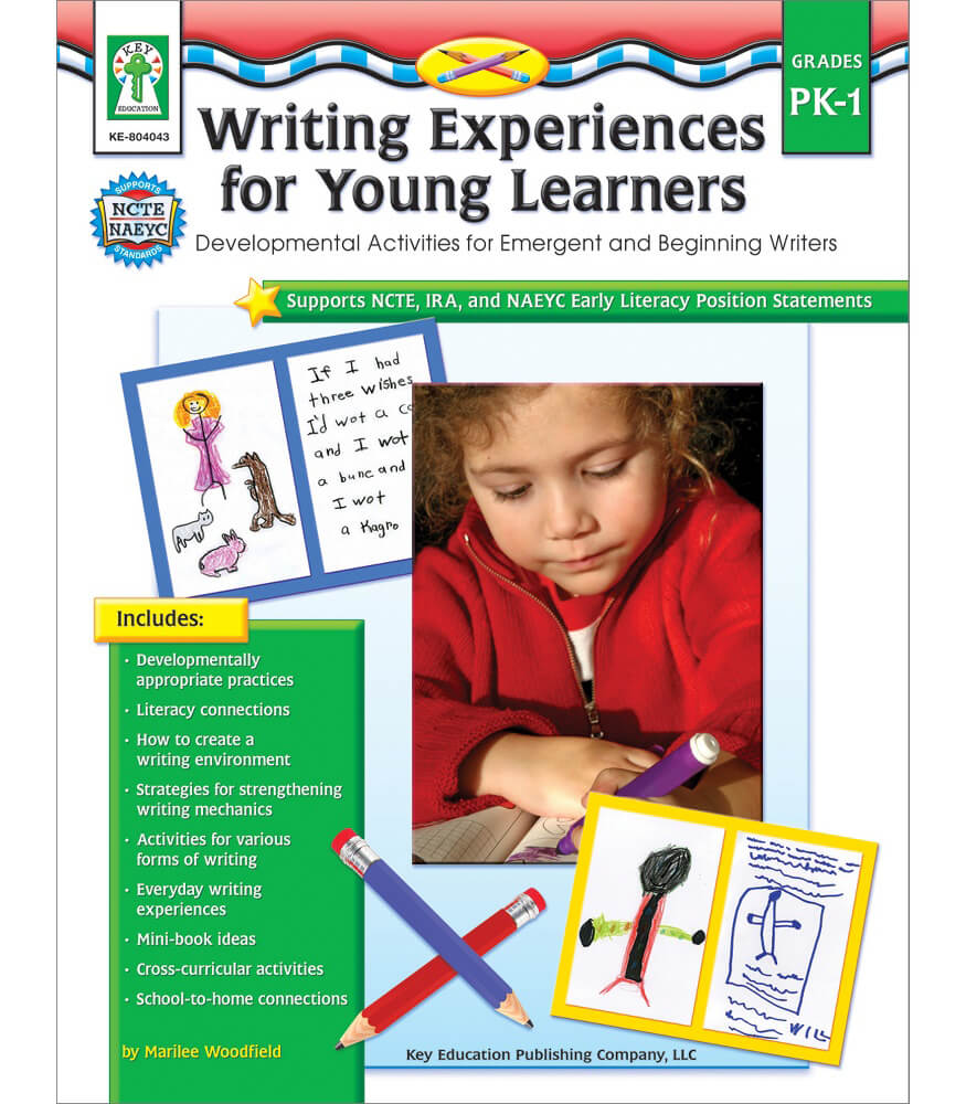 Writing Experiences for Young Learners Resource Book Product Image