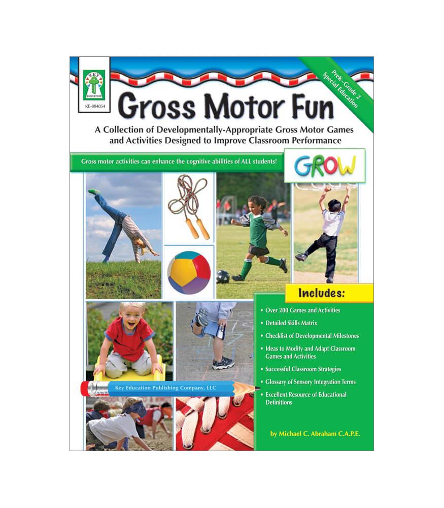 Gross Motor Fun Resource Book Product Image