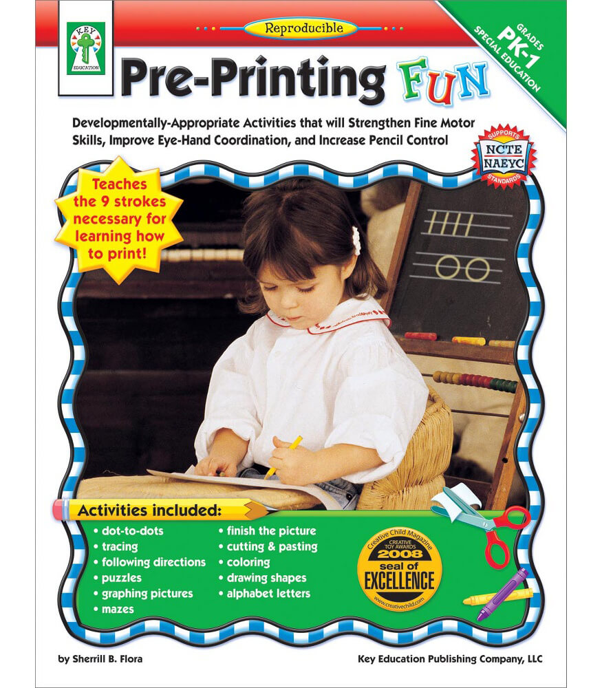 Pre-Printing FUN Resource Book Product Image