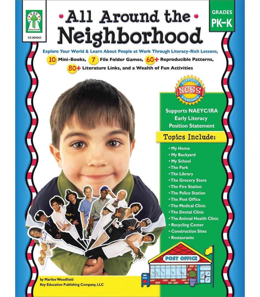 All Around the Neighborhood Resource Book Product Image