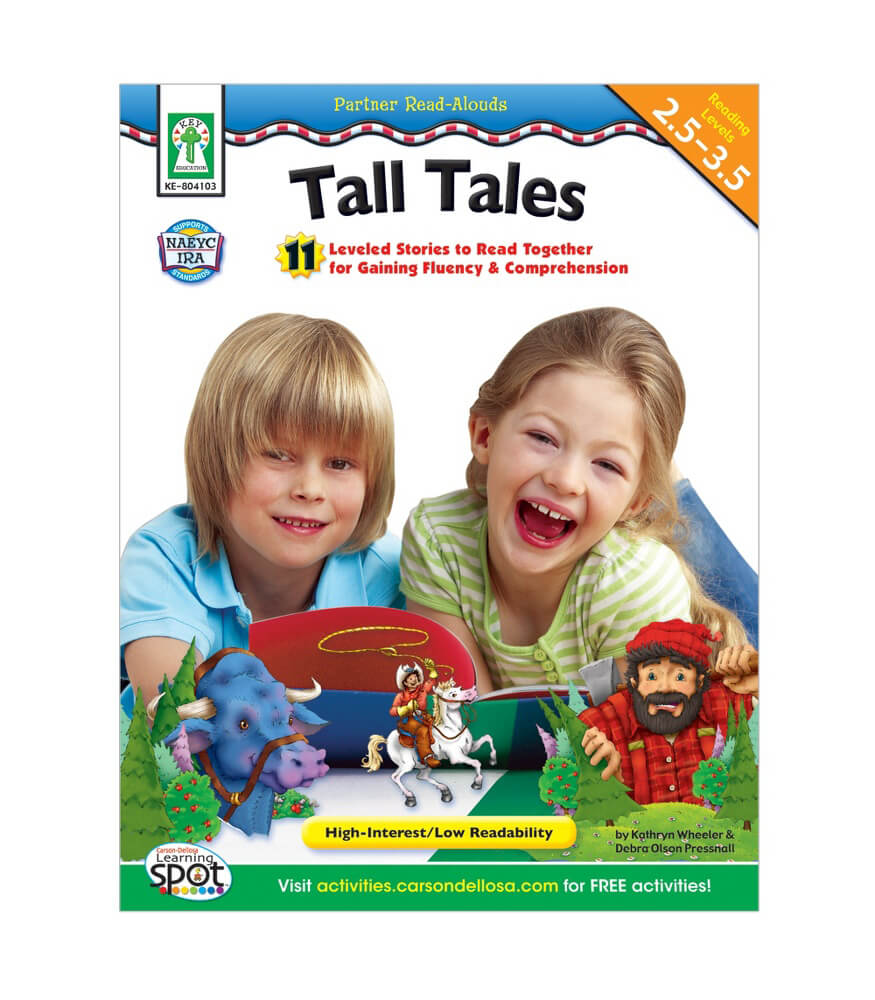 Tall Tales Resource Book Product Image