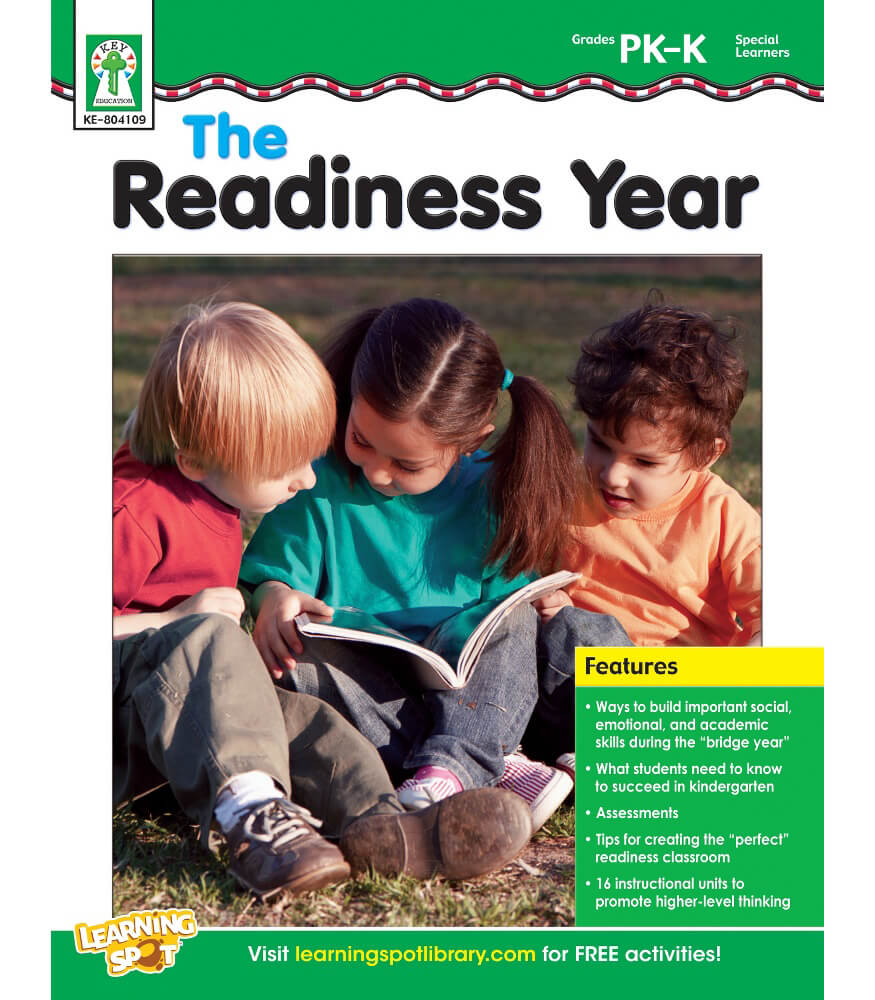 The Readiness Year Resource Book Product Image