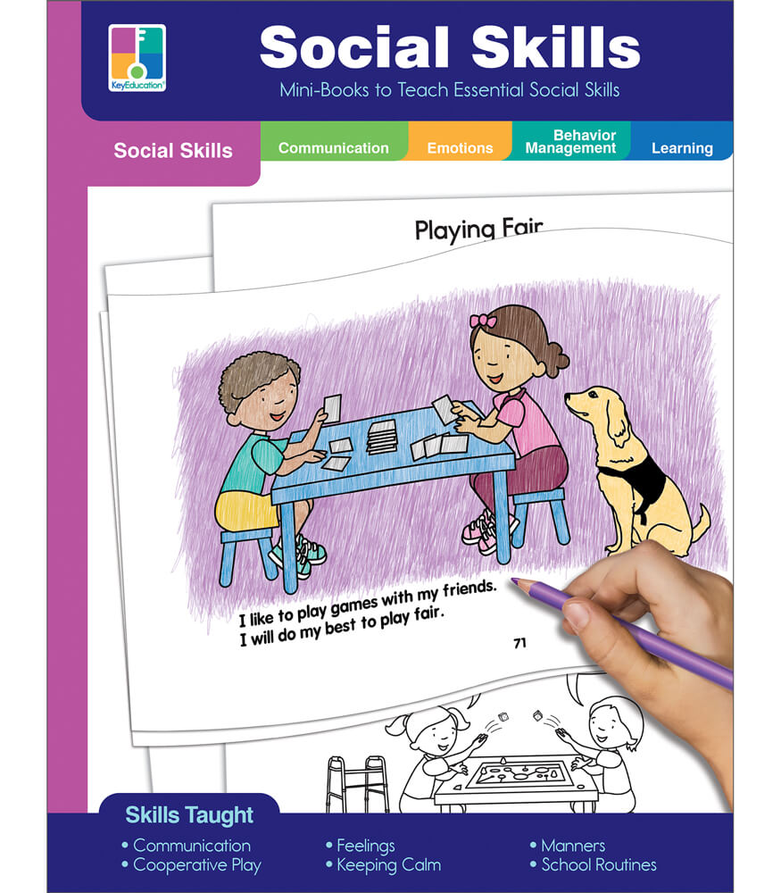 Social Skills Matter! Resource Book Product Image