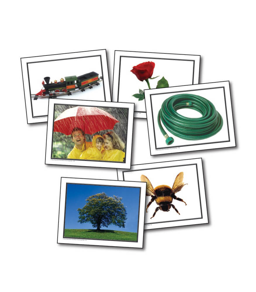 Rhyming Pairs Learning Cards Product Image