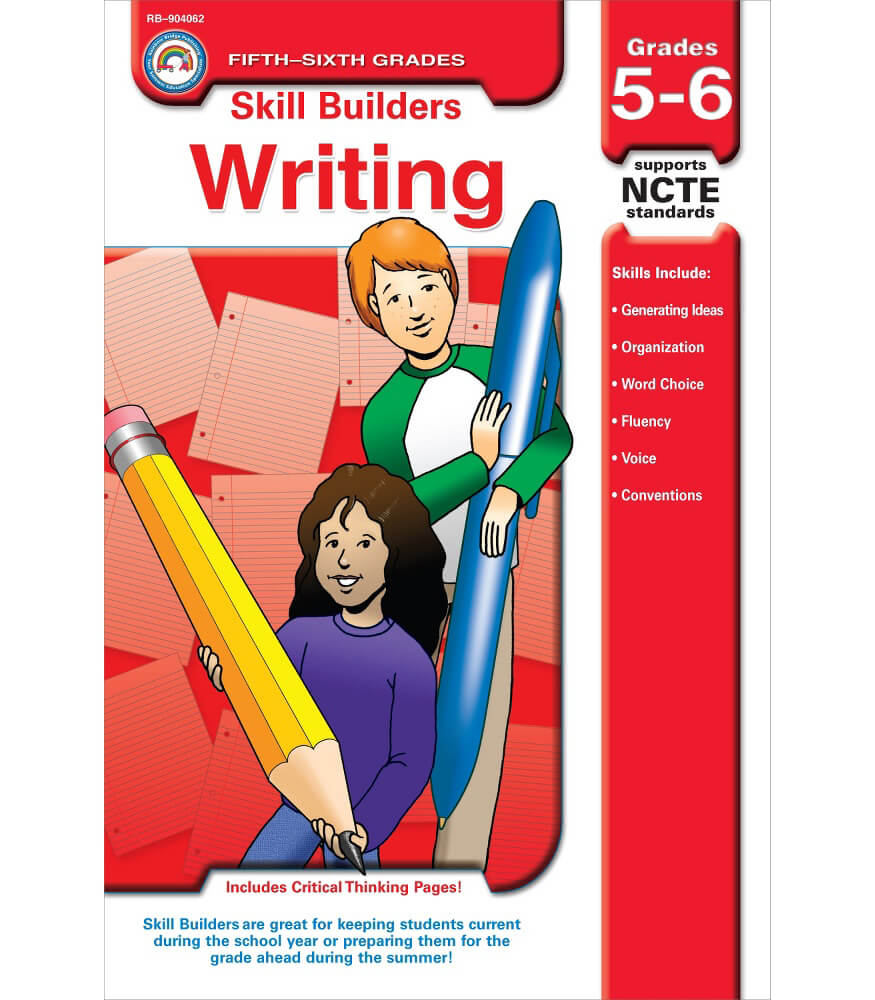 Writing Workbook Product Image