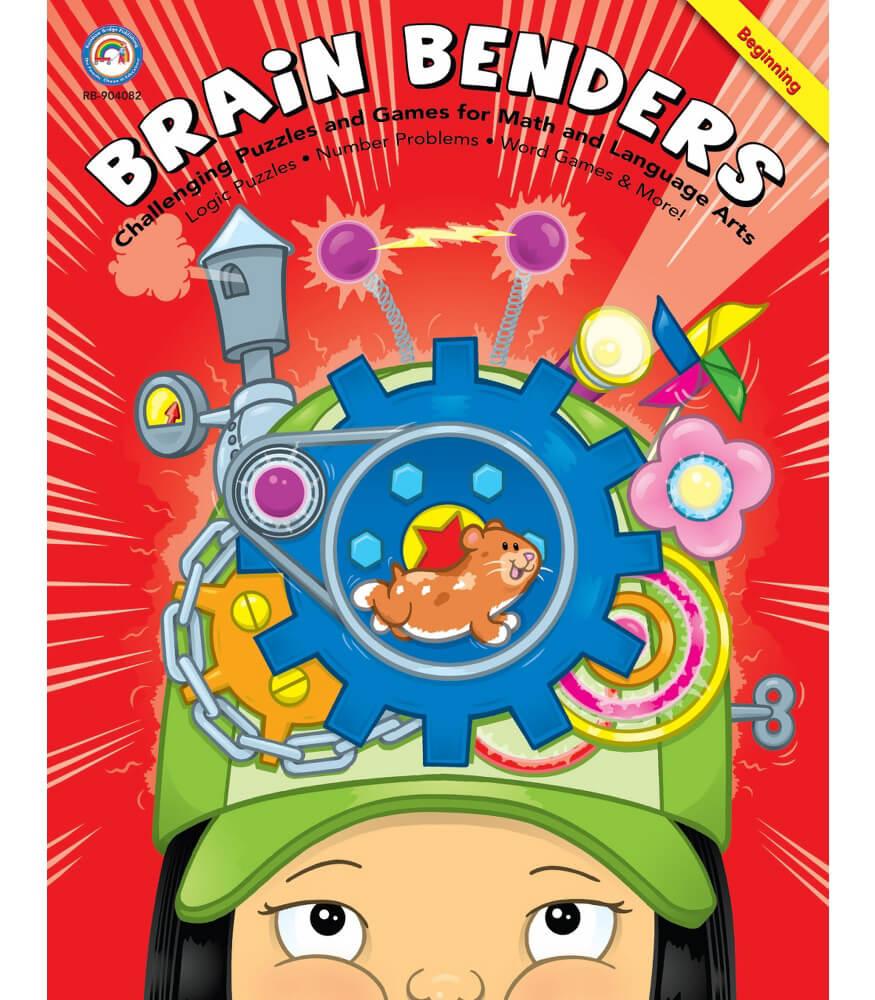 Brain Benders Beginning Workbook Product Image