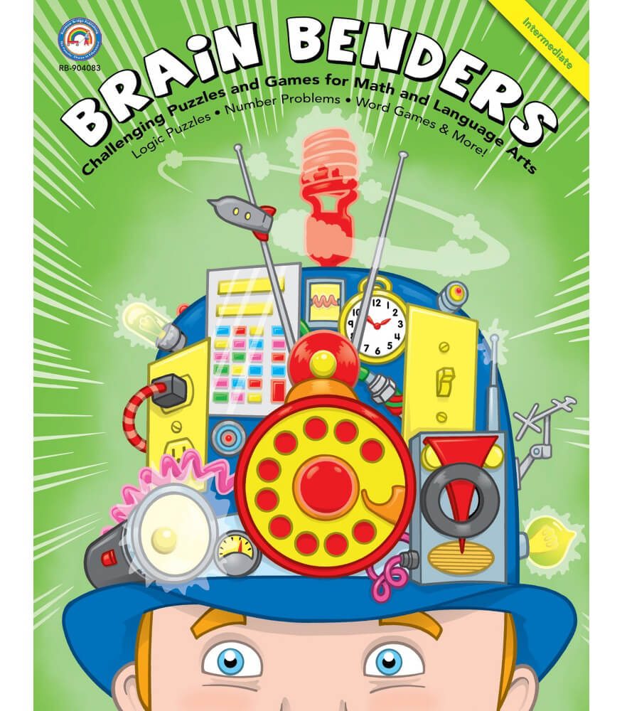 Brain Benders Workbook Product Image