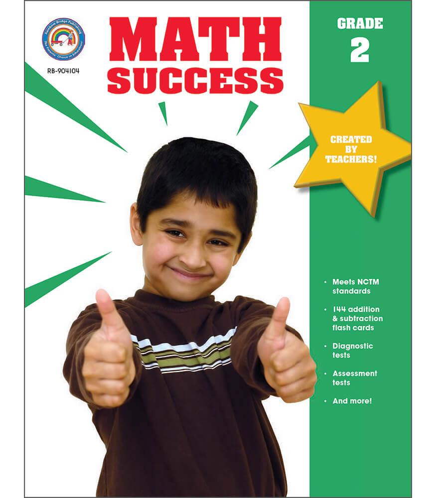 Math Success Workbook Product Image