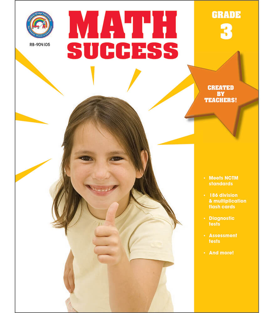 Math Success Workbook