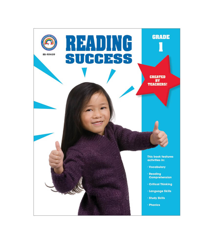 Reading Success Workbook Product Image