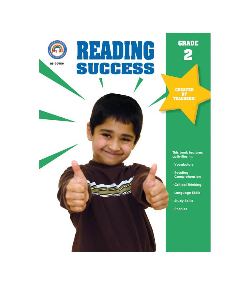 Reading Success Workbook Product Image