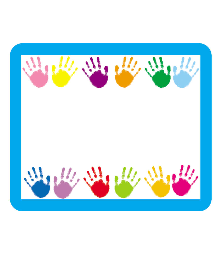 Handprints Name Tags Product Image