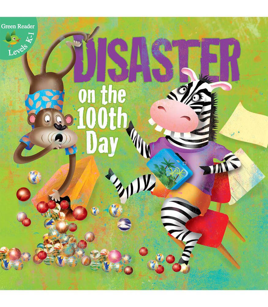 Disaster on the 100th Day Reader Product Image