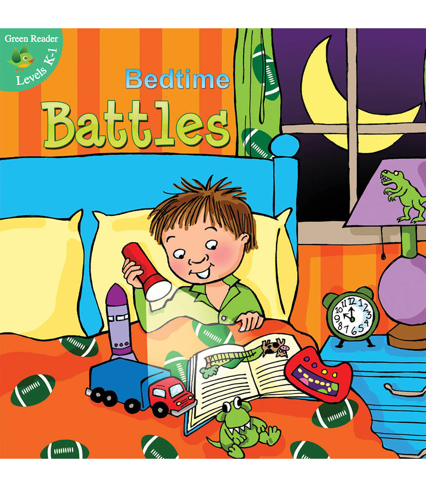 Bedtime Battles Reader Product Image