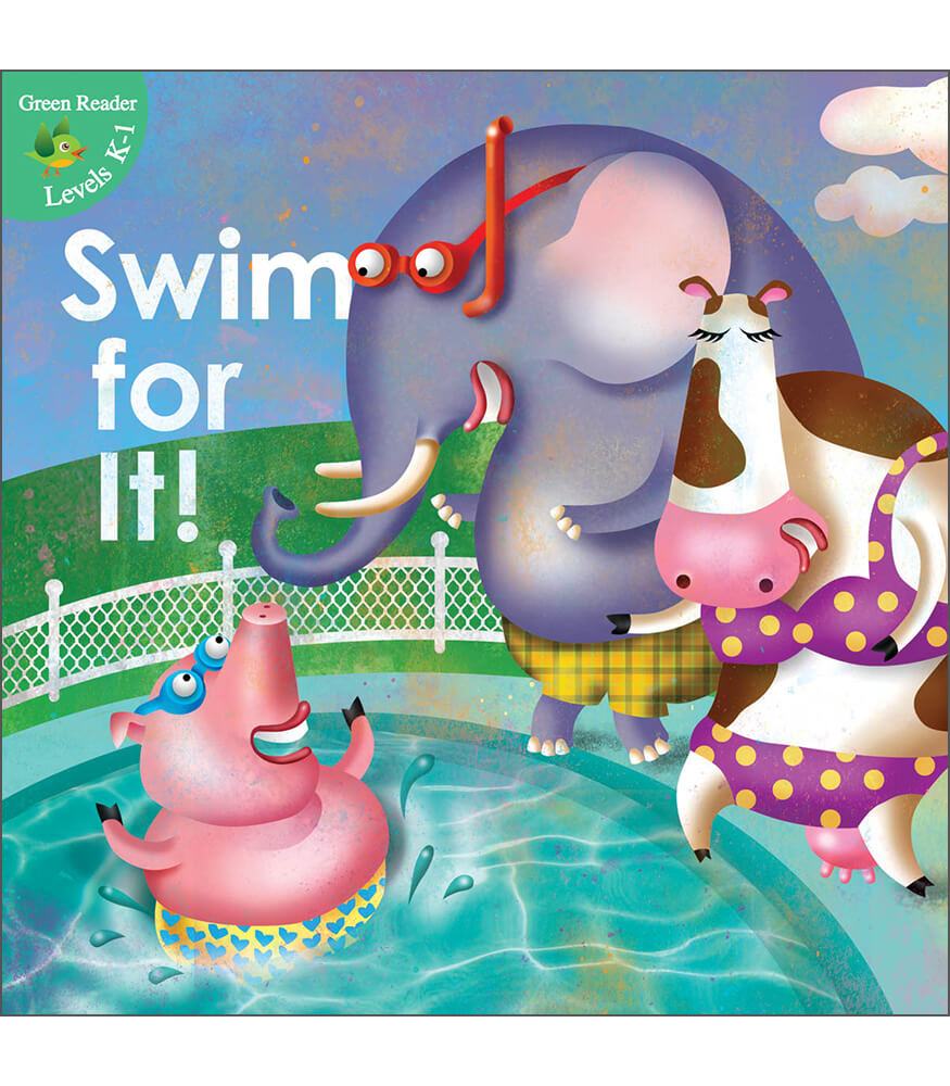 Swim For It! Reader Product Image