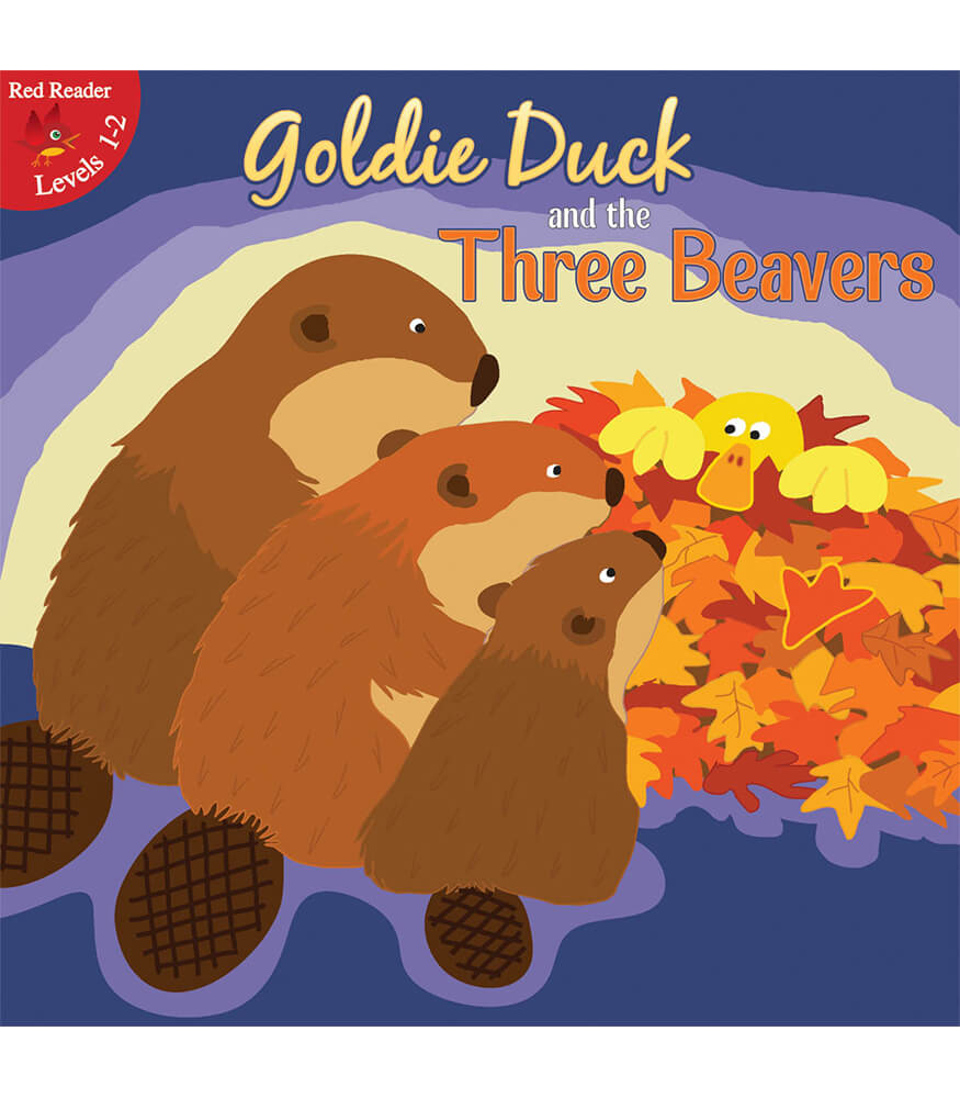 Goldie Duck and the Three Beavers Reader Product Image
