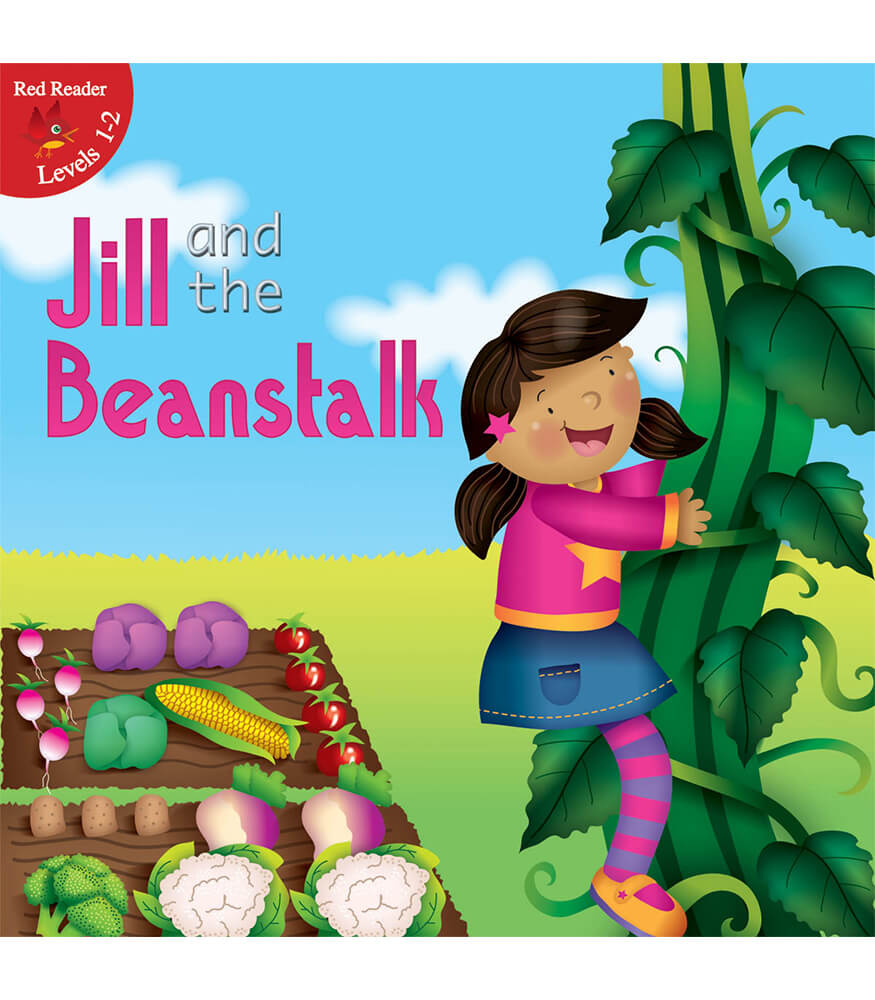 Jill and the Beanstalk Reader Product Image