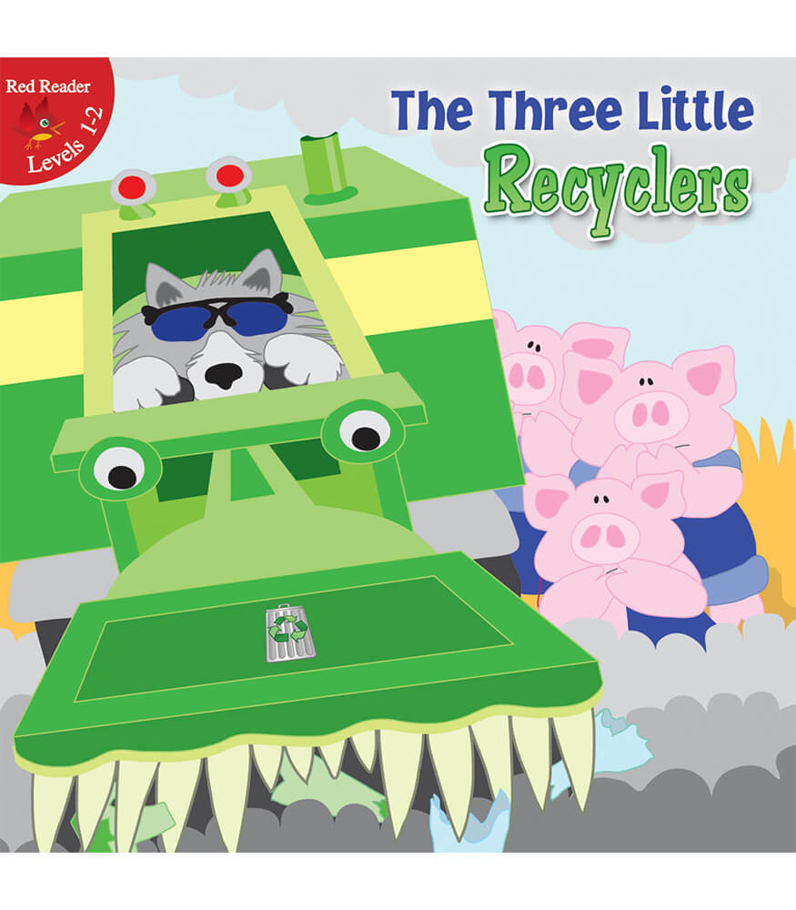 The Three Little Recyclers Reader Product Image