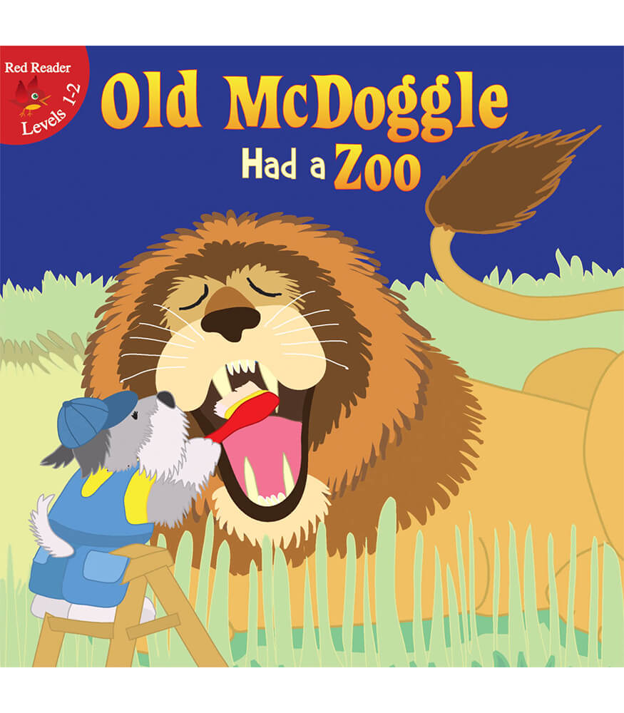 Old McDoggle Had a Zoo Reader Product Image