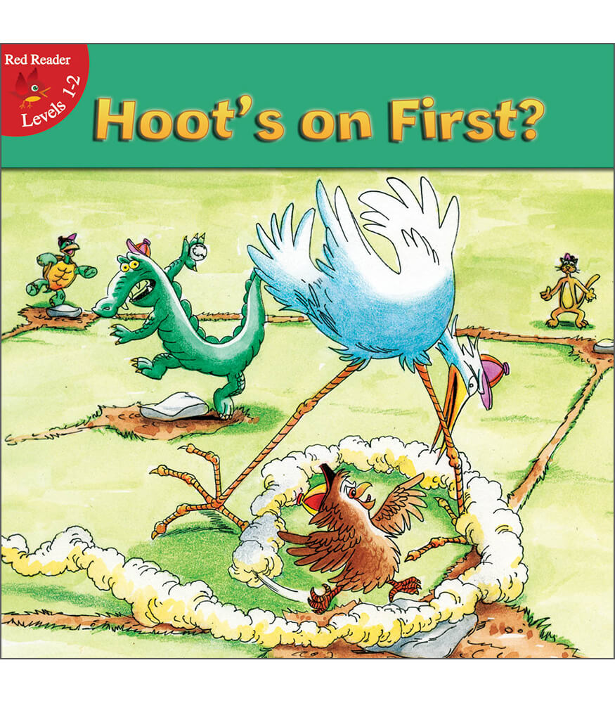 Hoot's On First Reader Product Image
