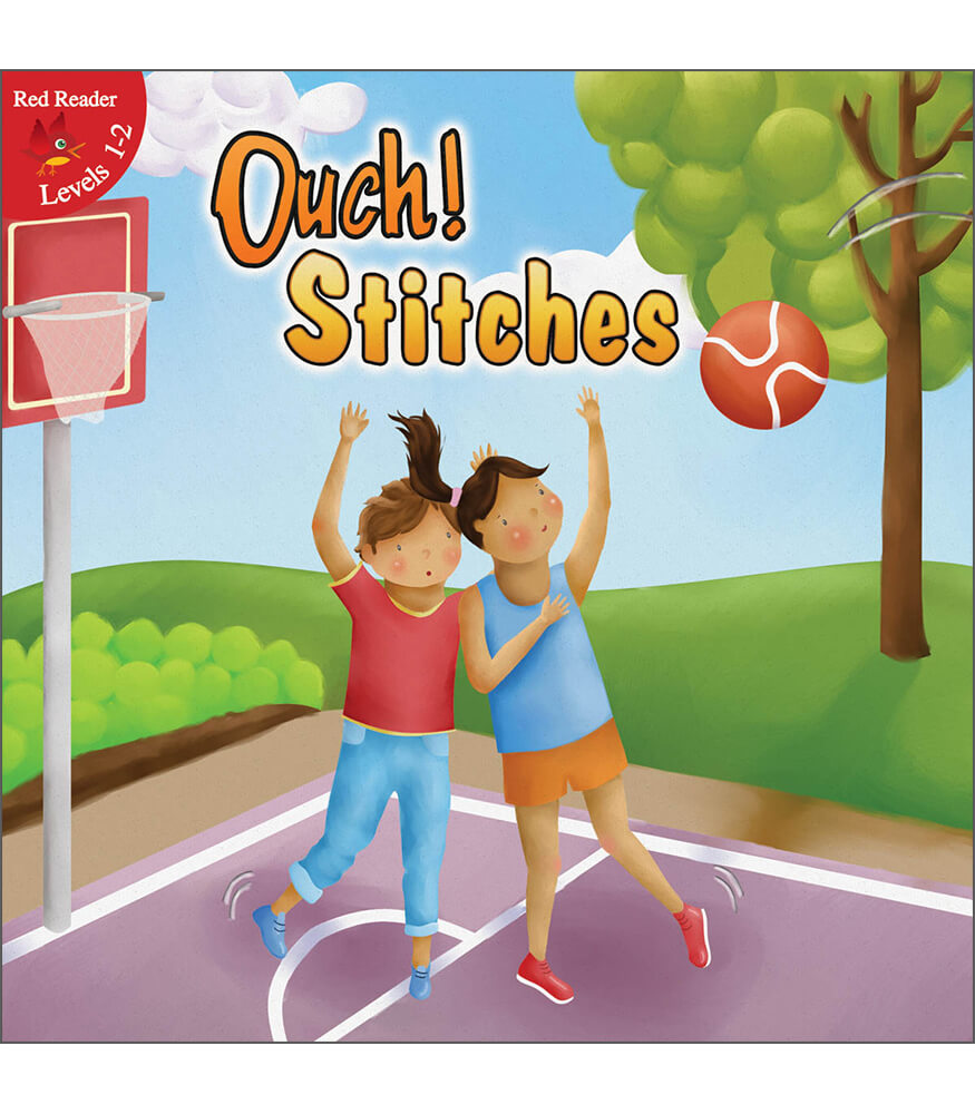 Ouch! Stitches Reader Product Image