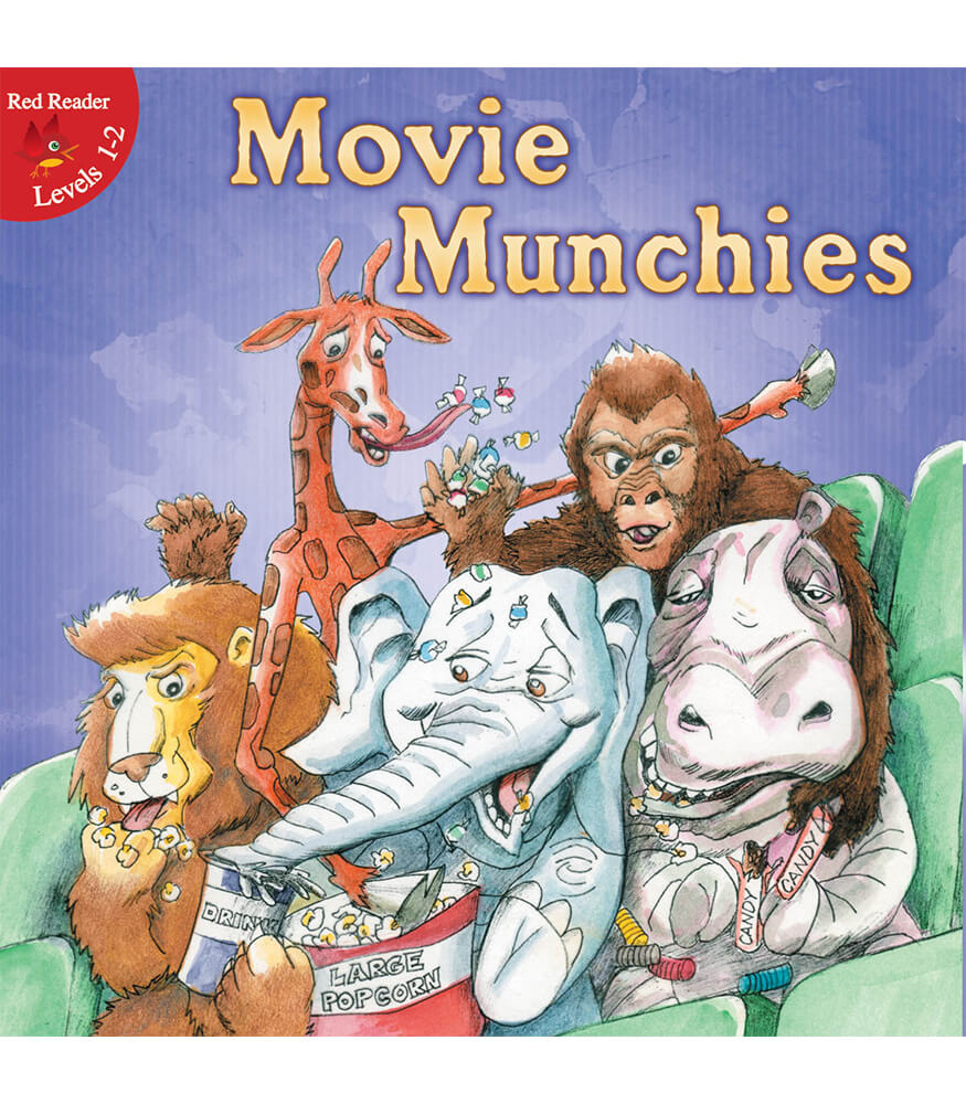 Movie Munchies Reader Product Image