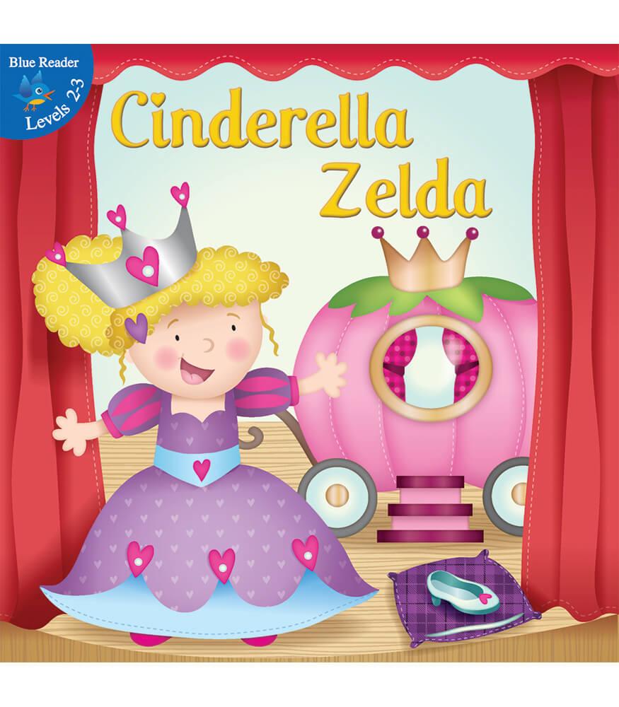 Cinderella Zelda Reader Product Image